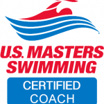 US Masters Swimming certified coach